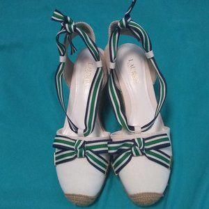 NWOT Wedge Sandals!